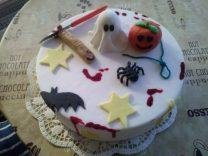 Helloween-Torte little spooky