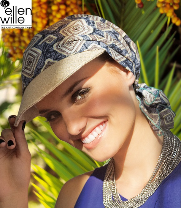 Foto del turbante Lonata hi de Ellen Wille