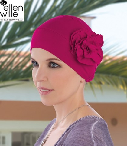Foto del turbante Lyra de Ellen Wille