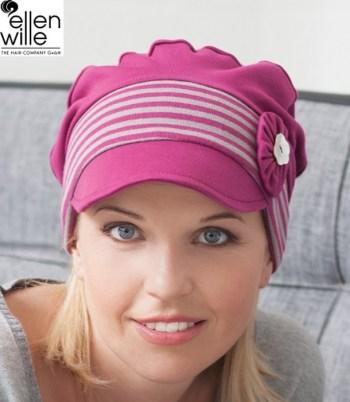 Foto del turbante Tiva de Ellen Wille