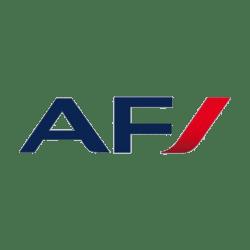 Logo Air France - Livre d'Or Audrey Madeleine Hôtesse de l'air femme de Jérome Lambois