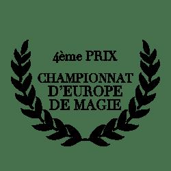 4eme prix Championnats d'europe fism