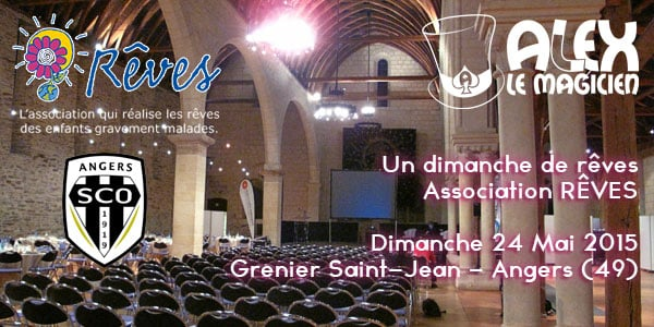 association rêves magie spectacle