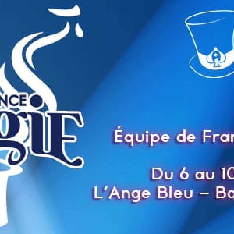 ange bleu cabaret magie bordeaux