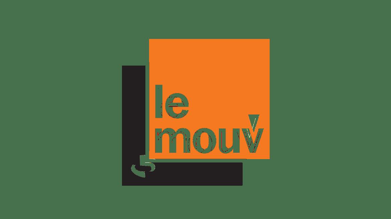 Logo Radio Le Mouv'