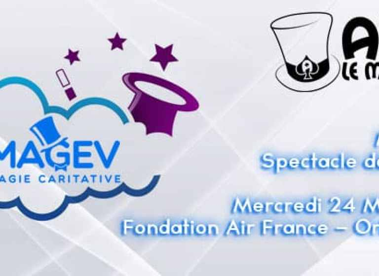 Magev fondation Air France Orly