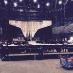 Montage Ariana Grande a Bercy