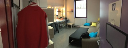 loge coulisse spectacle