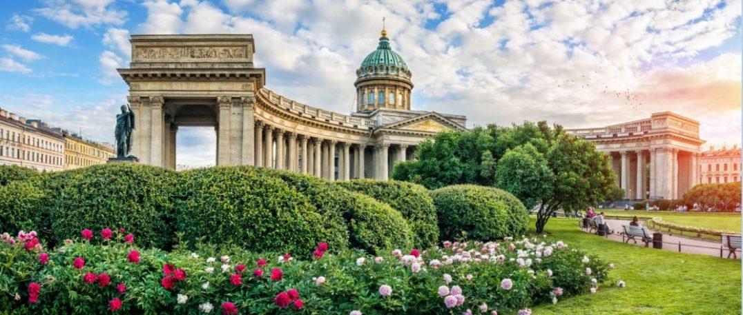 Kasaner Kathedrale St. Petersburg