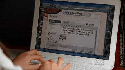 Ugly Betty WordPress #1