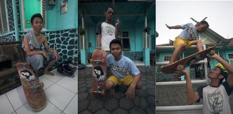 skateboard attitude