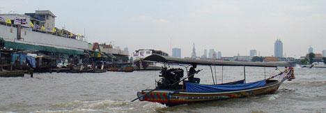 bangkok express boats