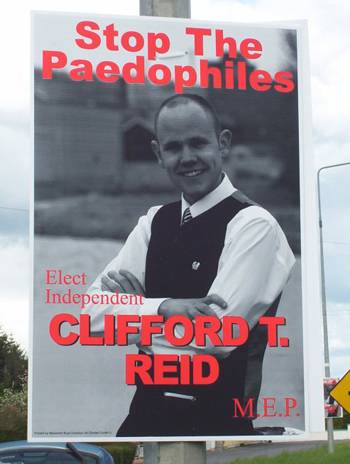 Clifford T - I wonder what his agenda is?