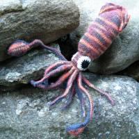Knitted Kraken!