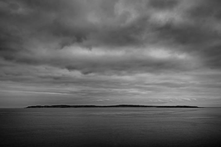 HDR photograph of Rathlin Island taken by Alex Leonard