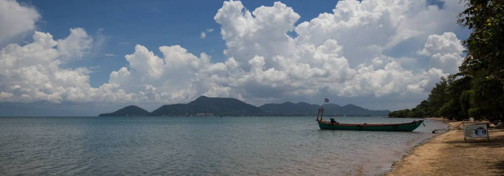 Koh Tunsai Beach - A photo by Alex Leonard