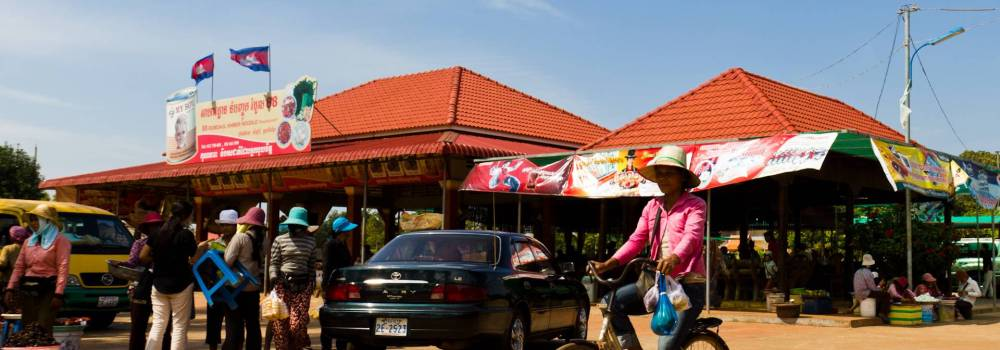 En route to Siem Reap - Photo by Alex Leonard