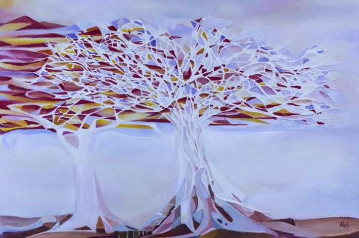 Silence by Adrianna Snochowska