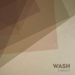 WASH Triptych Album Cover