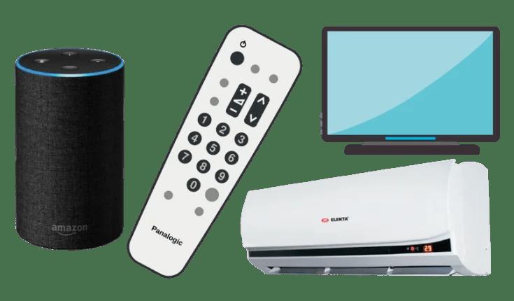 Cómo controlar dispositivos IR y RF mediante Alexa con Broadlink