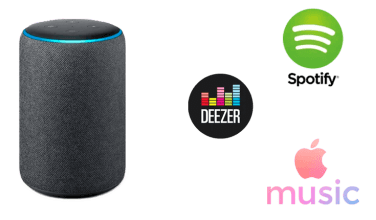 Cómo configurar y utilizar Spotify, Deezer, Apple Music/iTunes y Amazon Music con Alexa Amazon Echo