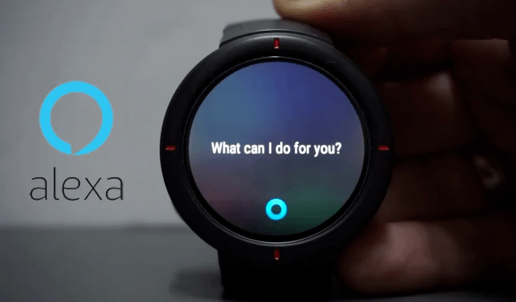 Smartwatch con Alexa Amazfit Verge