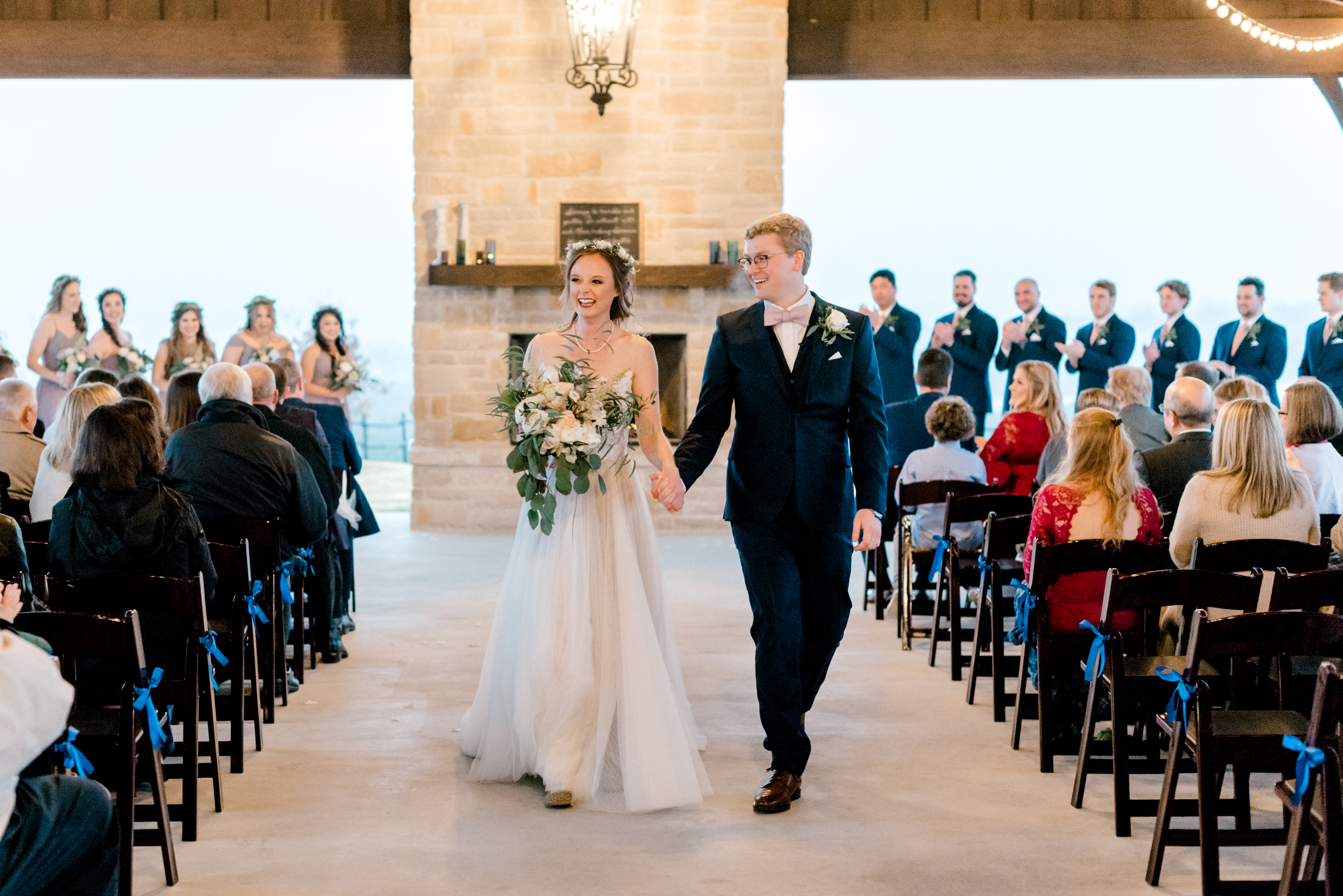 Lizzie and Michael's Dove Ridge Vineyard - Weatherford,Texas Wedding | Alexa Kay Events | Fort Worth Wedding Planner