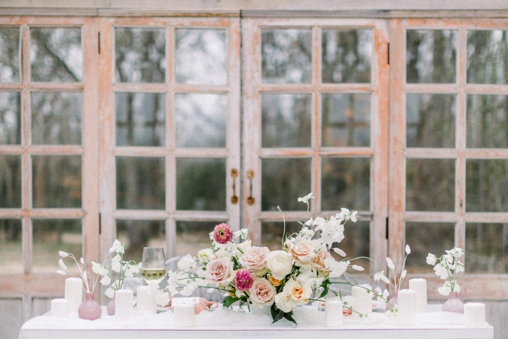 Romantic barn White Sparrow editorial wedding inspiration by Alexa Kay Events. See more barn wedding ideas at alexakayevents.com!