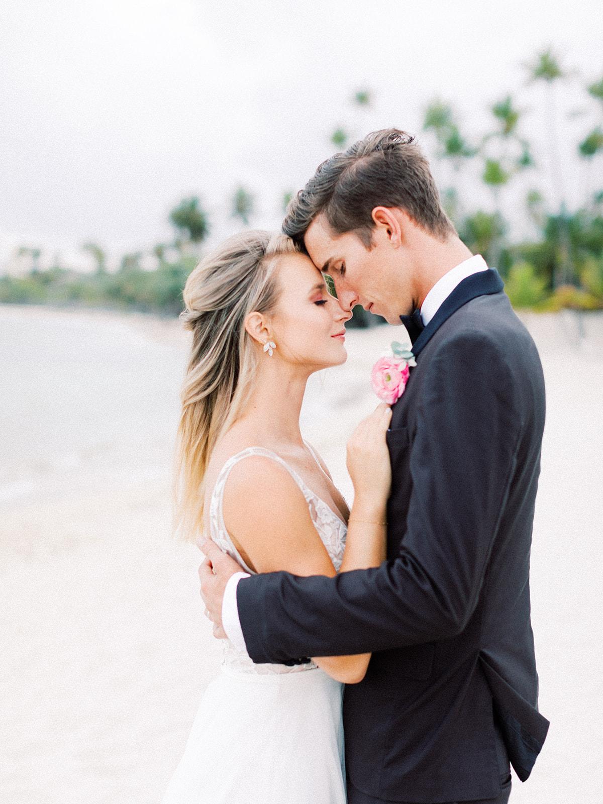 Beach Wedding Inspiration | Dominican Republic