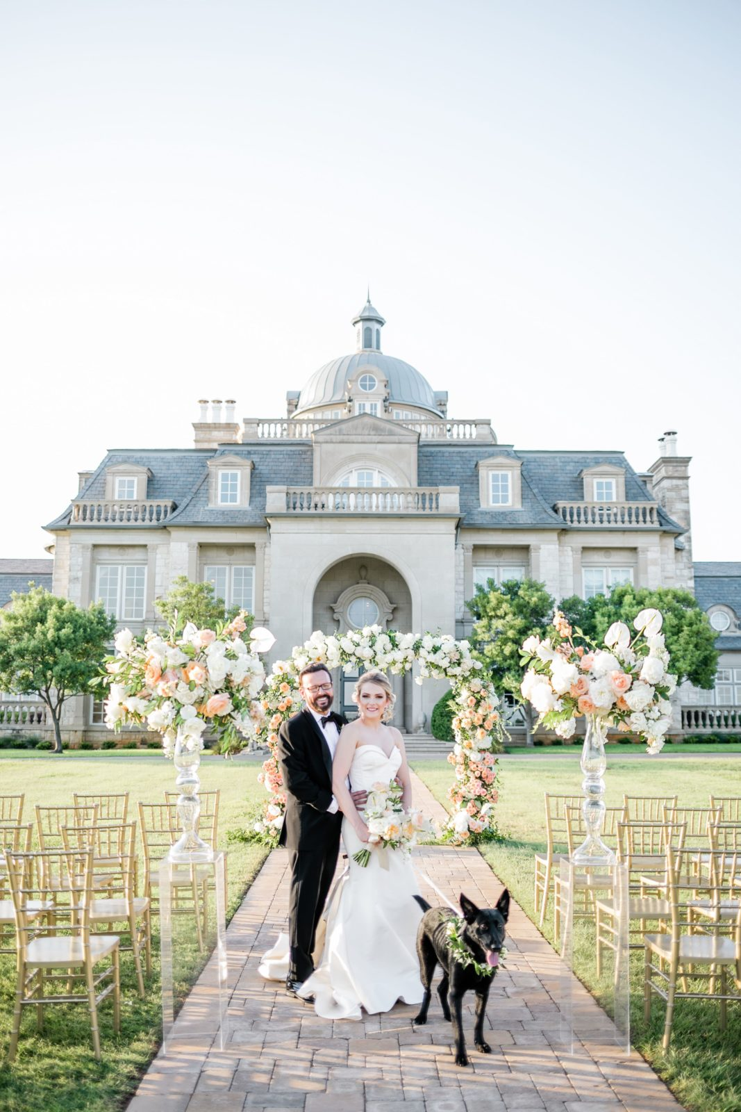 Sophisticated and Chic wedding inspiration on Alexa Kay Events