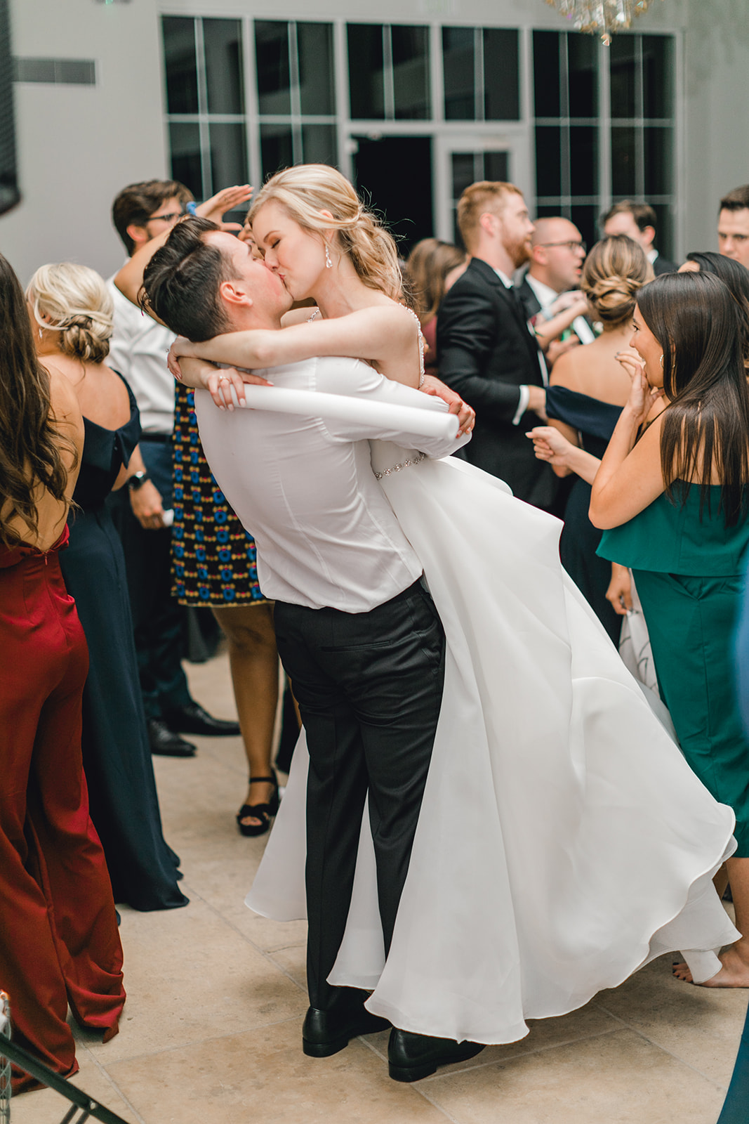 Wedding dancing: Timeless Wedding at The Olana featured on Alexa Kay Events!