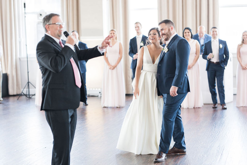 Tips and Tricks for Writing Your Wedding Vows and Toasts featured on Alexa Kay Events