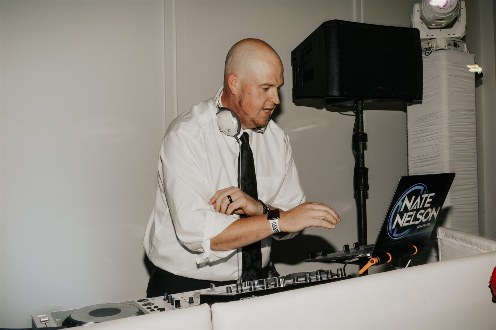 DJ Nate Nelson at The Hall on Dragon featured on Alexa Kay Events