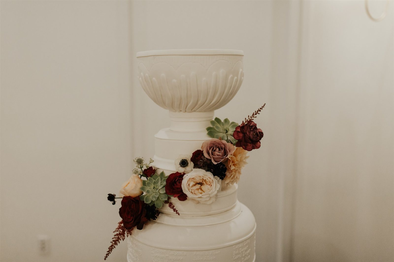Bold Wedding Flower Designs for DFW Wedding