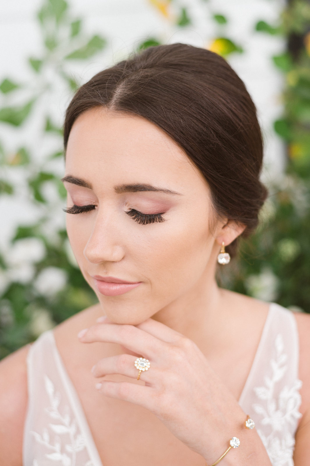 DFW Bridal Makeup: Tousled featured on Alexa Kay Events