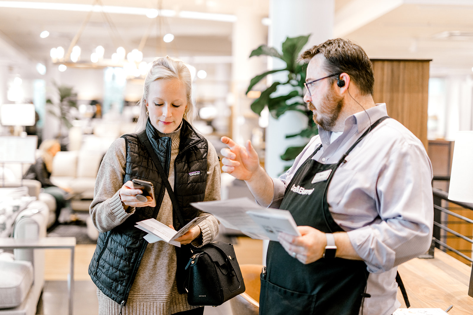 Crate and Barrel Collaboration with Alexa Kay Events