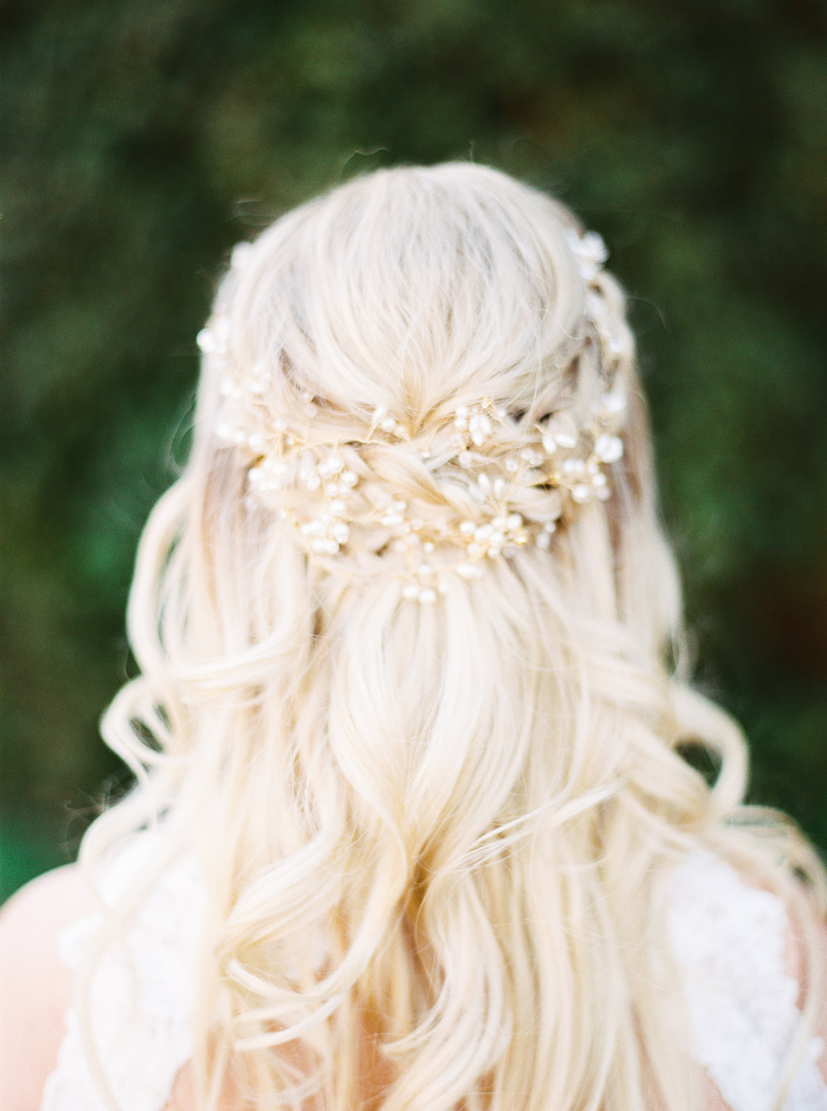Wedding Hair Design: The Lockharts DFW Wedding Photography