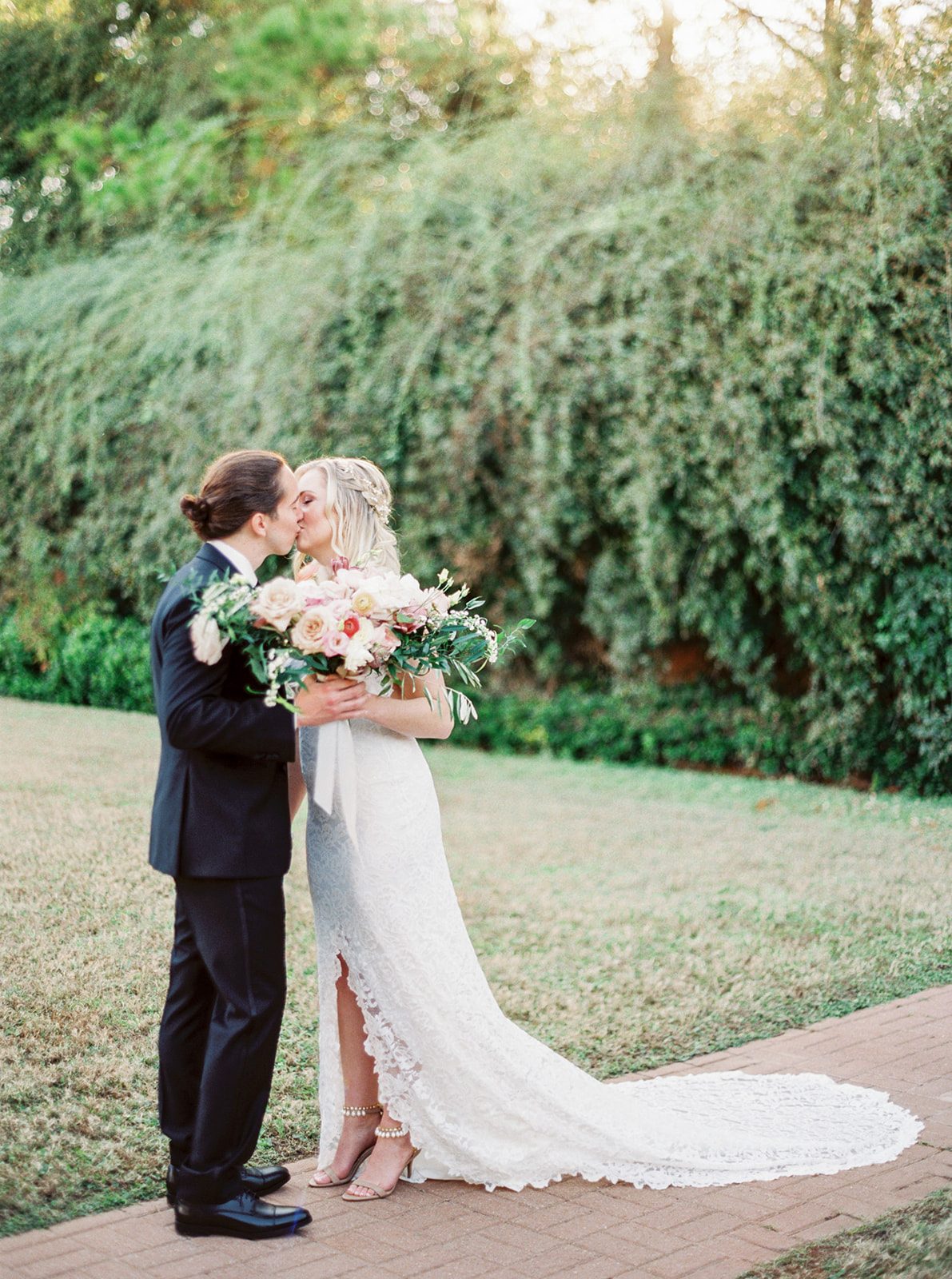 The Lockharts DFW Wedding Photography featured on Alexa Kay Events