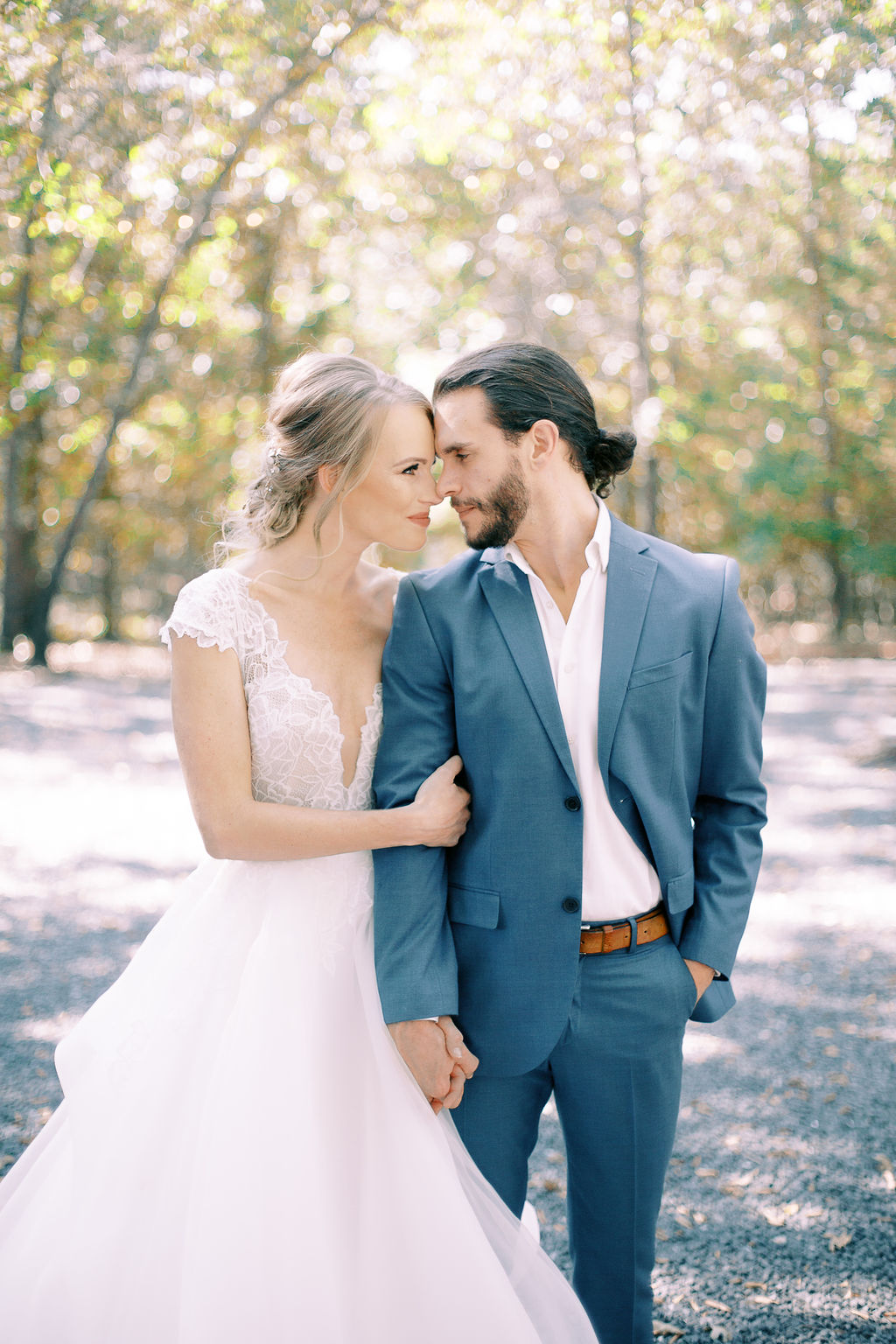 Lauren Marks Photography DFW: Ethereal Wedding Inspiration at The White Sparrow
