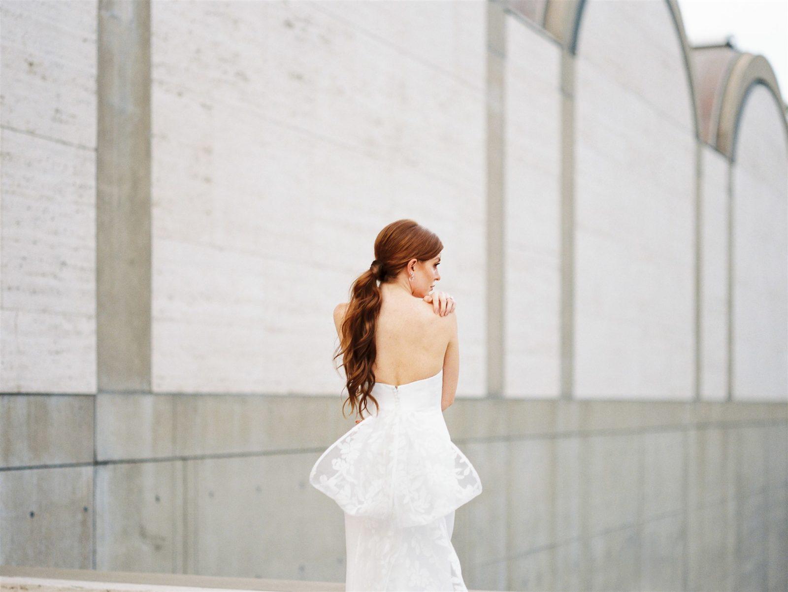 Sareh Nouri Wedding Dress Design