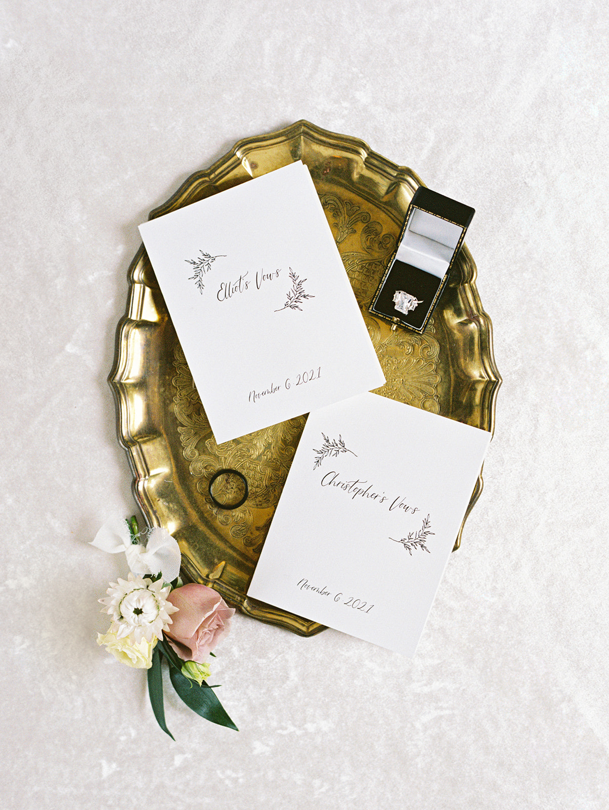Lyons Paperie wedding stationery