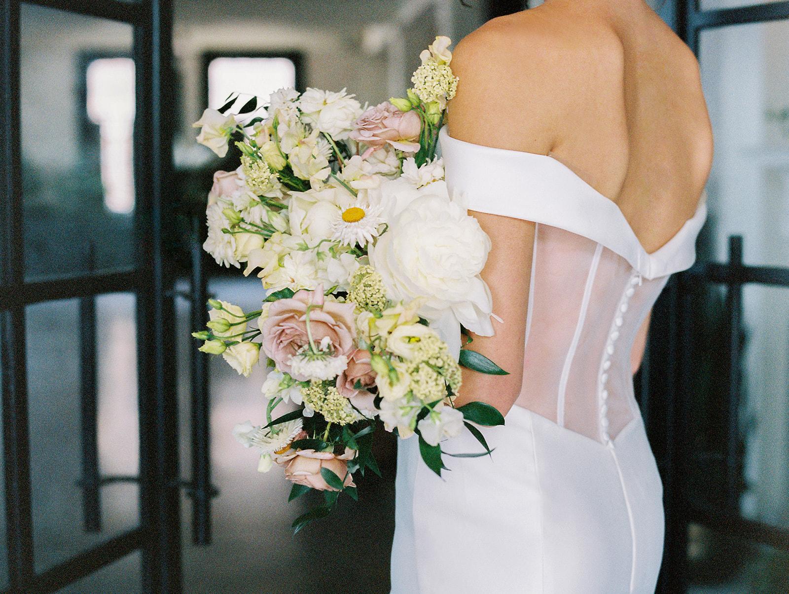 Stanley Korshak Bridal Salon wedding dress