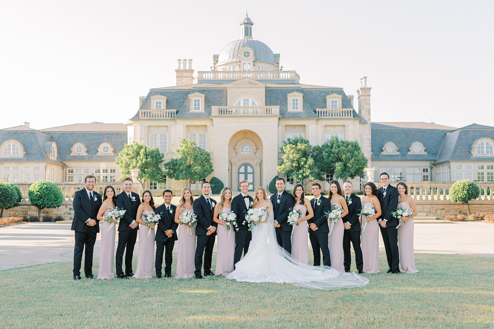 Dallas Fort Worth Wedding at The Olana by Megan Kay Photography