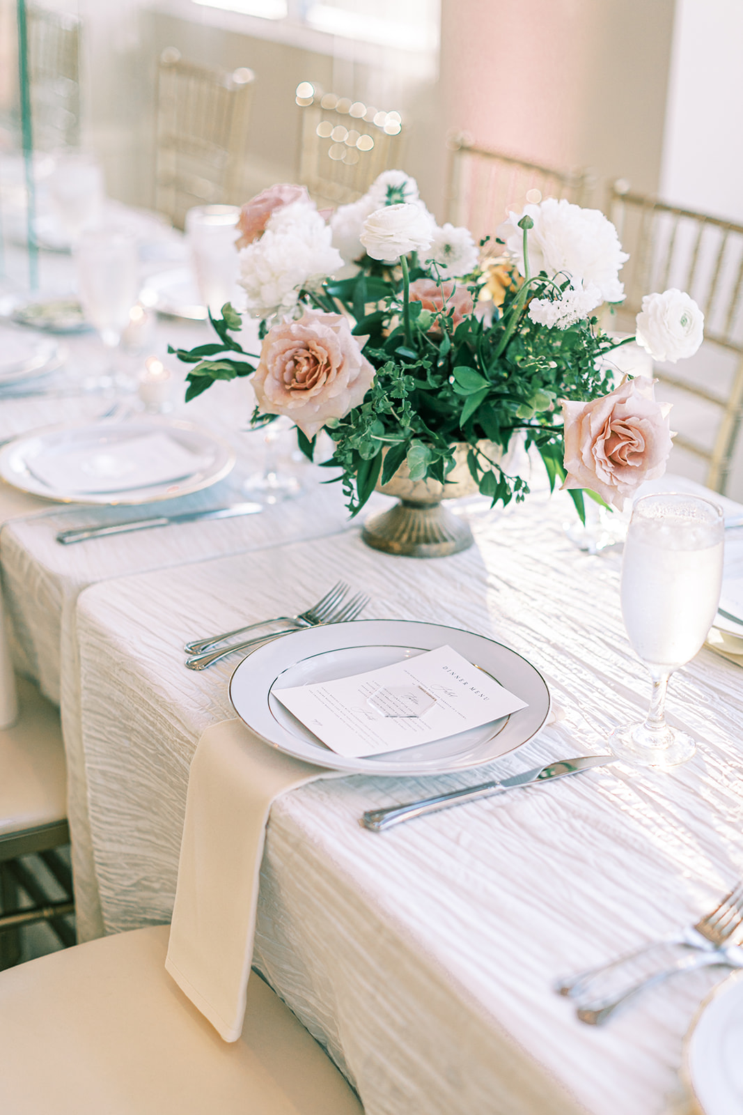 Elegant Floral-Filled Wedding at The Olana by Alexa Kay Events