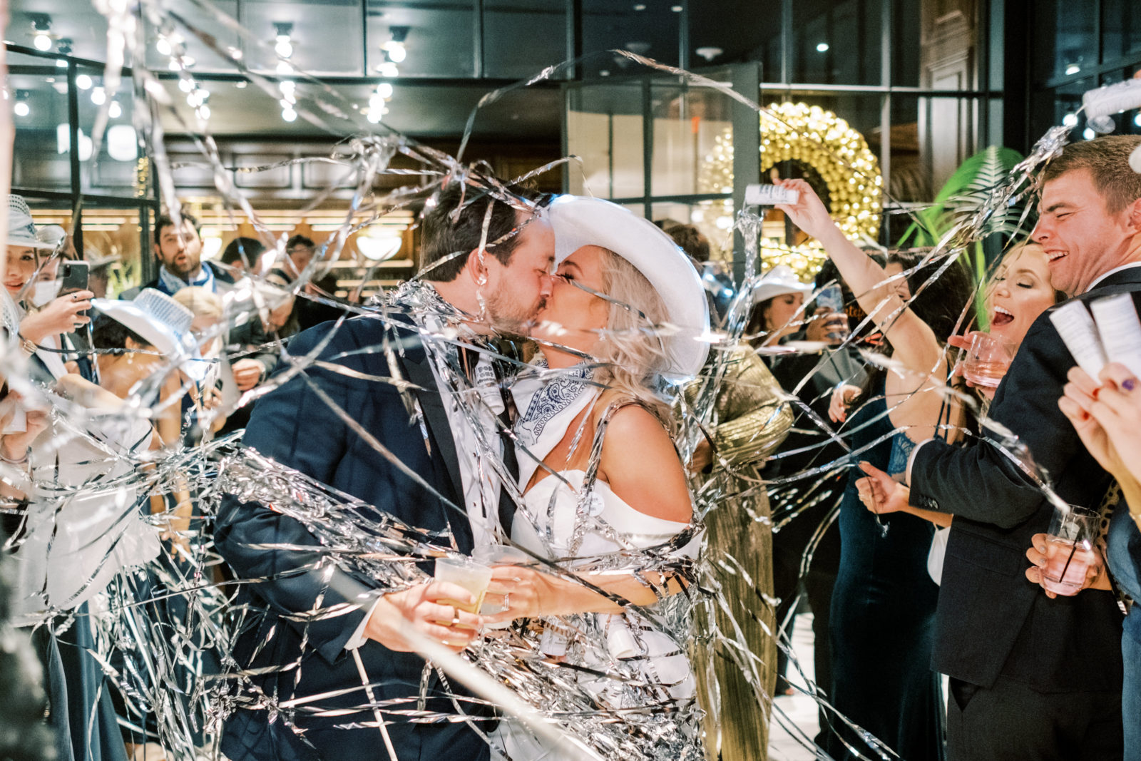 New Years Eve Dallas Wedding at Adolphus Hotel | Alexa Kay Events