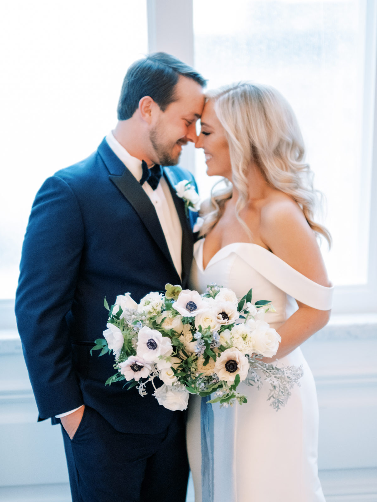 Elise Woods Designs wedding bouquet | Alexa Kay Events