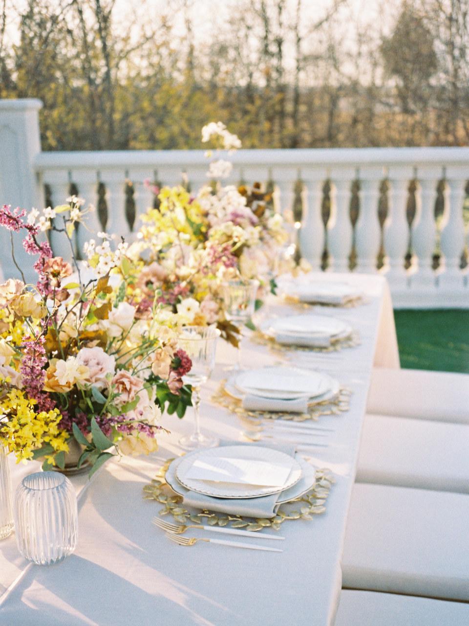 Dallas outdoor wedding inspiration