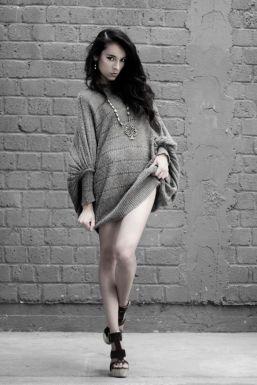 Bokeh Modelo: Paulette Cabrera Fotografía: Alex Alvarez © Alex Alvarez, 2016