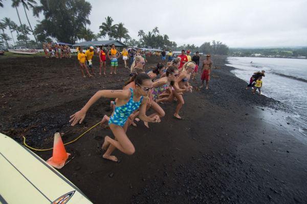 2014 Junior Lifeguard Big Island Championship — Alex ...