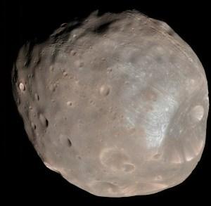 Marsmond Phobos